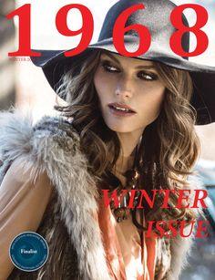 Issue 19 - Winter 2016-17 New Books, Editorial Fashion, Winter, Magazines, Digital, Winter Time, Journals, Winter Fashion
