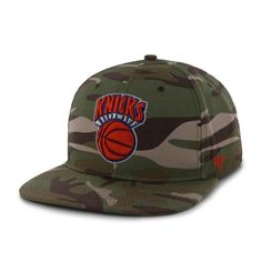 a39ddd36143 New York Knicks Camouflage Caps Nba New York