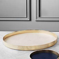 Skultuna - Karui tray - Large White <3