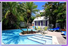 Marrero's Guest Mansion, Old Town Key West, Florida