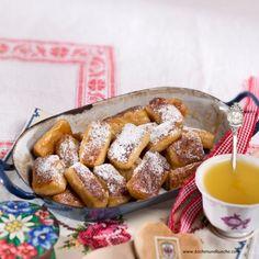 Tiroler Daumnidei Fabulous Foods, Pretzel Bites, Nom Nom, French Toast, Food And Drink, Yummy Food, Bread, Breakfast, Recipes