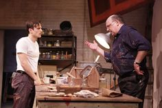 """Virginia Rep's Production of """"Red"""""""
