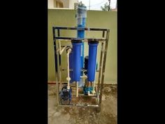 Compact RO Plant Industrial RO system Commercial RO System Water Purifie...