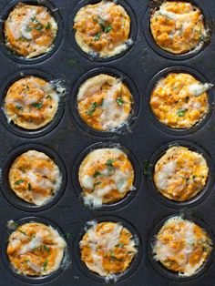 Tuna Cheddar Lunchbox Bites | 9 Recipes To Use All That Canned Tuna In Your Pantry