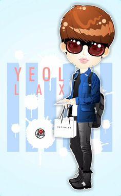 Standee #Sungyeol