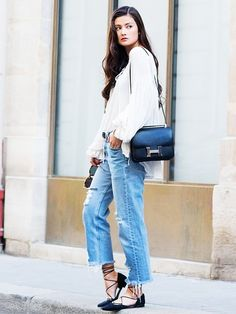 Whatever Your Vibe, These 10 Outfits Will Recharge Your Style Batteries via @WhoWhatWearUK