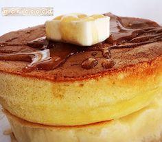 【裏ワザ】ふわふわ分厚いパンケーキは○○○を加えればできる!