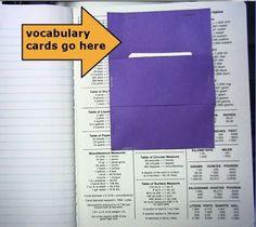 interactive notebook template | Interactive Notebooks