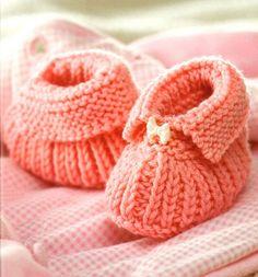 Papučky nielen pre dievčatká | PLETENÍ – NÁVODY
