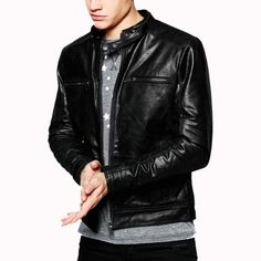 I have just put this item up for sale : Leather Jacket Marque Inconnue 138,20 € http://www.videdressing.us/leather-jackets/marque-inconnue/p-6464598.html?utm_source=pinterest&utm_medium=pinterest_share&utm_campaign=US_Men_Clothing_Coats+%26+Jackets_Leathers_6464598_pinterest_share