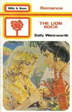 book cover of   The Lion Rock
