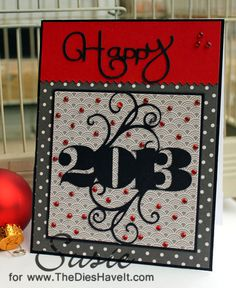 The Dies Have It: Happy 2013