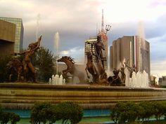 Fuente de Neptuno The neptunes fountain - Monterrey - Wikipedia