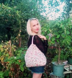 Green Bag Lady--UKRAINE