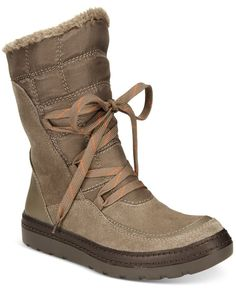 f051d260623e Baretraps Bare Traps Lancy Lace-Up Cold-Weather Boots   Reviews - Boots -  Shoes - Macy s