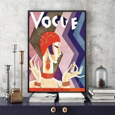 Art Deco Vogue Wall Art Mix & Match from Gallery Wallrus Canvas Poster, Canvas Art Prints, Canvas Wall Art, Diy Wall Art, Wall Art Decor, Bohemian Wall Art, Islamic Wall Art, Black And White Painting, Mix Match