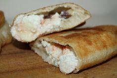 UnDiarioPerDueSorelle: Pizza Fritta Ripiena Fatta in Casa