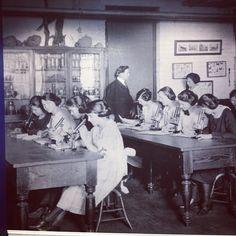 """""""When Longwood was an all women's college #lovemyschool"""""""