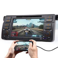 "7"" Car DVD GPS Player Navigation System L for BMW E46 3 Series M3 325i 328i 323i | eBay"