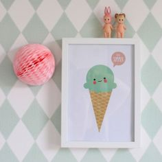 icecream print