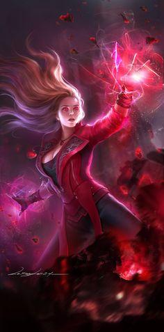 Scarlet Witch, xiangxiang lu