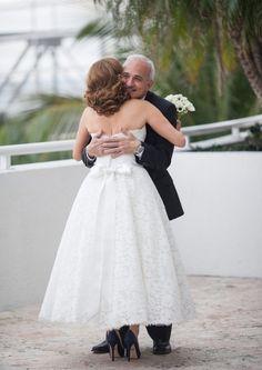 Intimate second weddings.