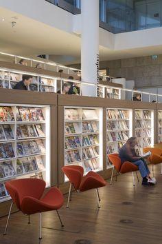 Public Library Amsterdam  /  Jo Coenen  Co Architekten