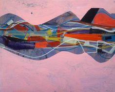 Untitled by Jim Harris, acrylic on wood | Saatchi Art