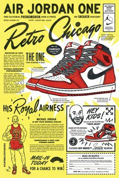 Poster for my favorite Jordan Inspired by comic book ads from the - graphic_design Room Posters, Poster Wall, Poster Prints, Comic Poster, Online Graphic Design, Graphic Design Posters, Typography Poster Design, Vintage Cartoon, Vintage Comics