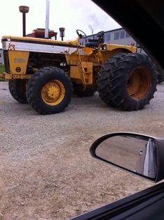FWA G1000 Vintage Tractors, Old Tractors, Vintage Farm, Minneapolis Moline, New Tractor, Train Truck, Classic Tractor, Old Farm Equipment, Big Daddy