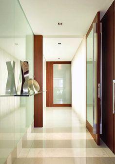 hall apartamento travertino - Pesquisa Google