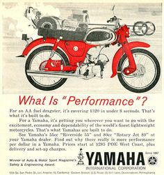 Yamaha by twm1340, via Flickr