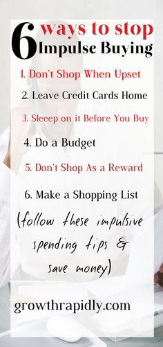 impulse spending tips, impulse spending, impulse buying, impulse buying stop, #financetips #finances