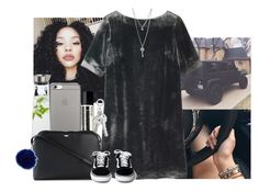 """"" by jemilaa ❤ liked on Polyvore featuring Native Union, Toast, Aesop, blomus, The Row and GUESS"
