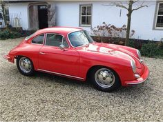 Porsche 356 C Envemo Super 90