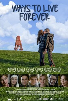 WAYS TO LIVE FOREVER movie poster