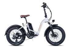 The unique low-step frame design makes the ebike accessible to more people, with the same rugged abilities as the original RadMini. Riders requested a bike they could easily hop on, hop off, and stow away. Best Electric Bikes, Folding Electric Bike, Electric Bicycle, Rare Historical Photos, Power Bike, Fat Bike, Crochet Barbie Clothes, Custom Bikes, Motorcycle