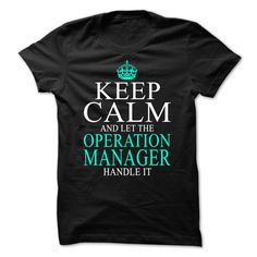 (Deal Tshirt 1hour) OPERATION MANAGER [Guys Tee, Lady Tee][Tshirt Best Selling]…