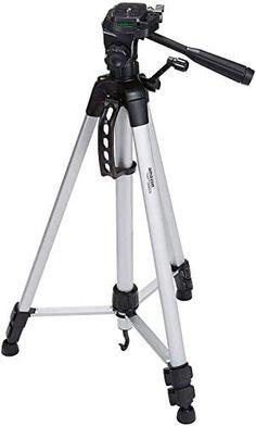 Amazon.com : Amazon Basics 60-Inch Lightweight Tripod with Bag : Camera & Photo Canon Eos, Canon Dslr, Gopro, Best Vlogging Camera, Best Camera, Phone Tripod, Camera Tripod, Photography Gear, Interior Photography