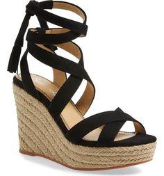 Splendid Janice Espadrille Wedge Sandal