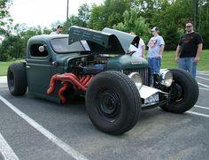 Dodge Power Wagon rat rod | Trucks | Pinterest | Dodge Power Wagon ...