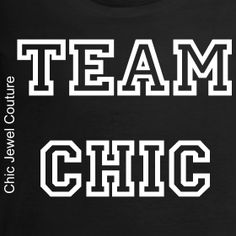 Team Chic dress | Chic Jewel Couture by Melanie Falvey