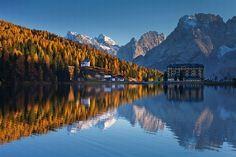 3. Dolomites, Italy
