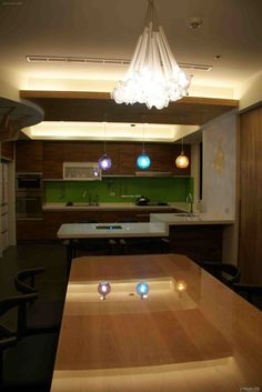 Chinese-style minimalist style decoration kitchen design 2016 Minimalist Style, Minimalist Fashion, Kitchen Design, Kitchen Decor, Chinese Style, Decoration, Minimal Style, Decor, Cuisine Design
