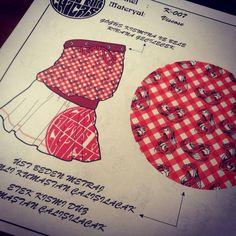 #fashion #design #women #womenswear #summer #love #dress #coreldraw #drawing #moda #tasarım #çizim #kadın