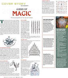 The mystical powers of Thai sak yant tattoos