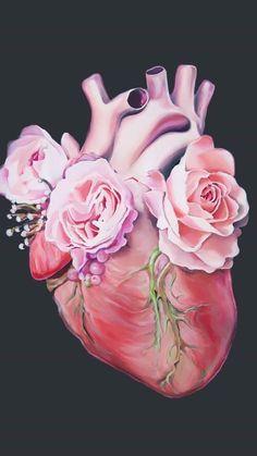 Heart anatomy tattoo, human heart tattoo, anatomy art, drawings of hearts, heart Arte Com Grey's Anatomy, Anatomy Art, Heart Anatomy Drawing, Anatomy Tattoo, Boys With Tattoos, Medical Art, Medical Logo, Human Heart, Gold Ink