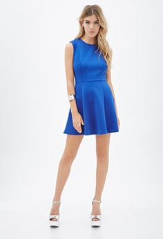 A polished, girly fit & flare dress for the office and the dinner party.