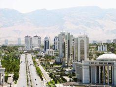 KAPOUTI HELLENIC Online: Ashgabat: Η… λευκότερη πόλη του κόσμου!