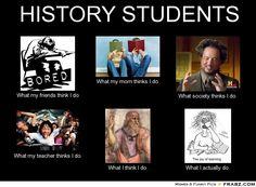 #history #student #school